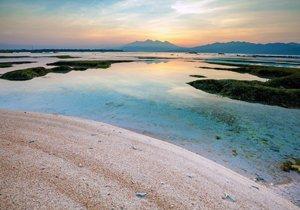 Gili Trawangan sunset & beach