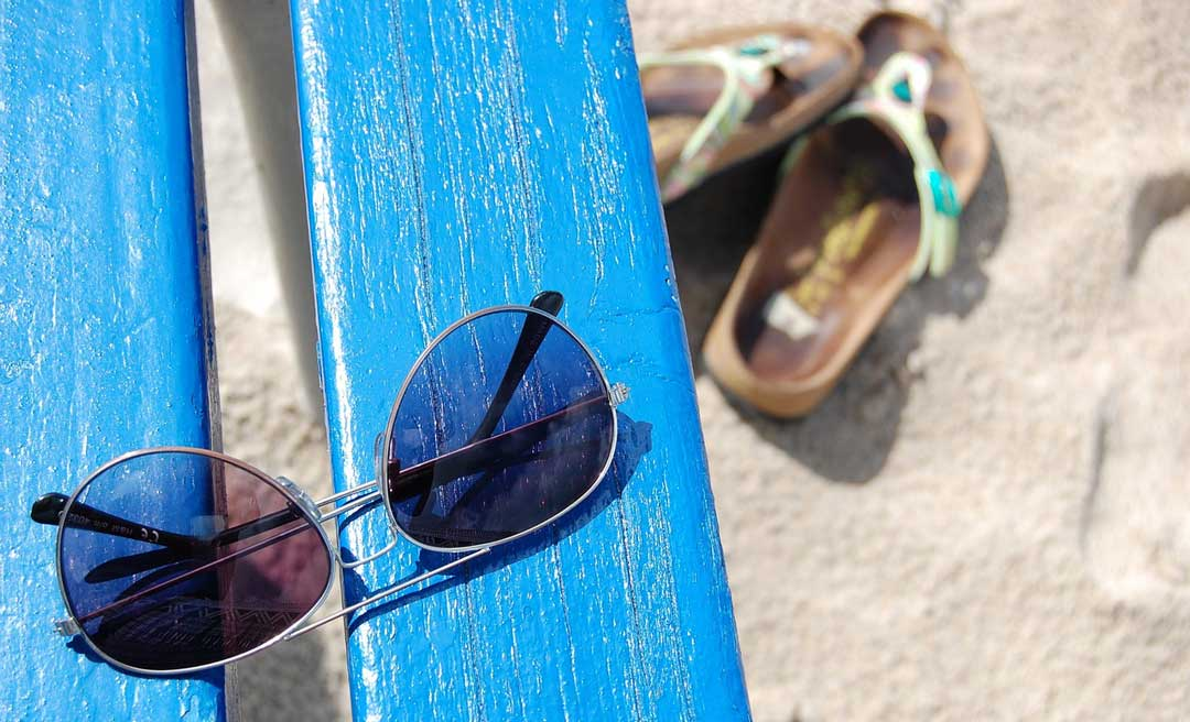 Tips Traveling to Gili Islands - sunglasses